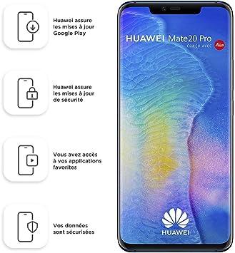 Smartphone Dual SIM Huawei Mate20 Pro de 128 GB / 6 GB: Huawei ...