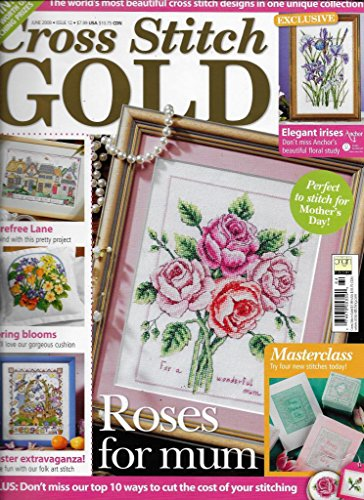 CROSS STITCH GOLD Magazine June 2009 Issue 12