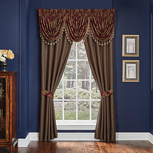 Croscill 2A0-401O0-1441/420 Sebastian Pole Top Drapery Panels - Croscill Window Treatments