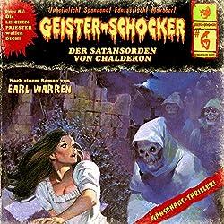 Der Satansorden von Chalderon (Geister-Schocker 6)