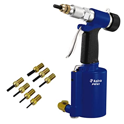 "Astro Pneumatic Tool PRN1 3/8"" Capacity Pneumatic Rivet Nut Setting Kit - Metric & SAE: Home Improvement"