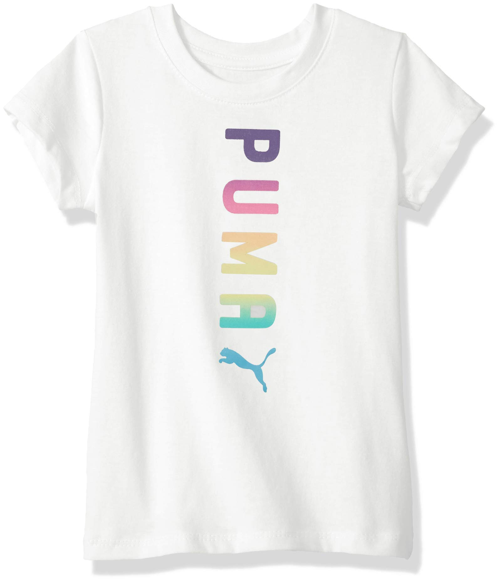 PUMA Little Girls' Graphic T-Shirt