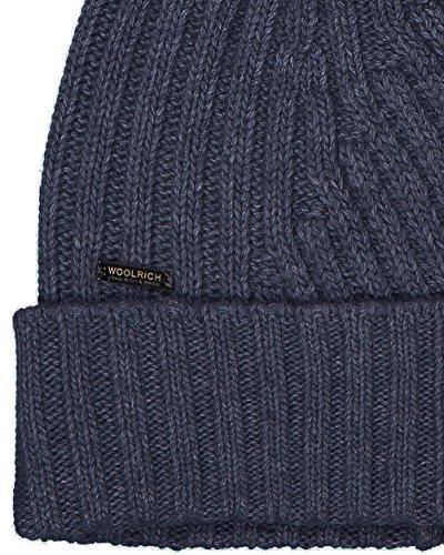 Cappello Soft Woolrich Col S W's Donna Hat Wwacc1350 Tg Blu dqq7tT