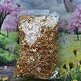 ChooseU 1000 pcs small nickel plated safety pins