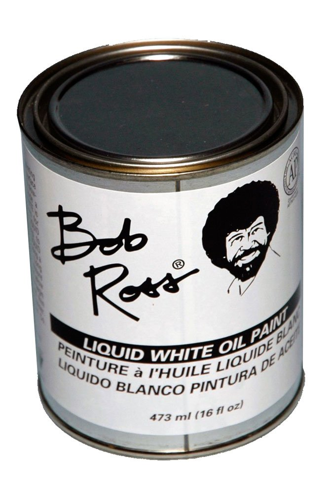 BobRoss R6214 473-Ml Liquid White