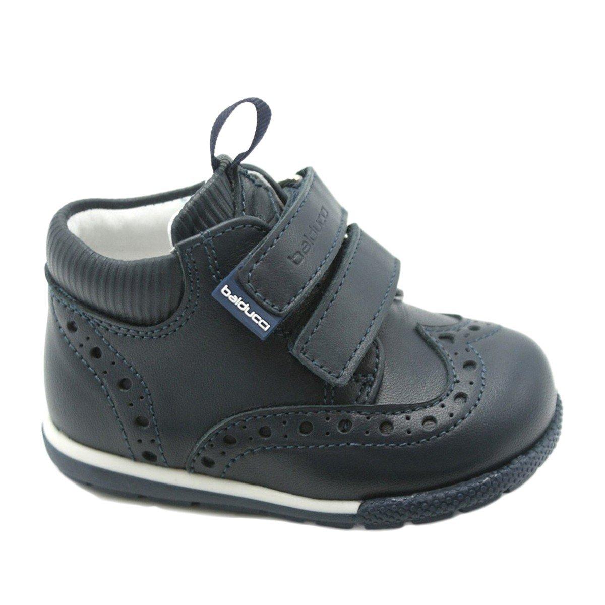 BALDUCCI Scarpe Baby Sneakers in Pelle blu CITA1001-BLEU  Amazon.co.uk   Shoes   Bags 56ec57a9ced