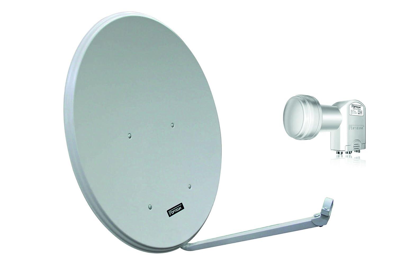 Opticum LH80 Antenne Satellite Aluminium 9065