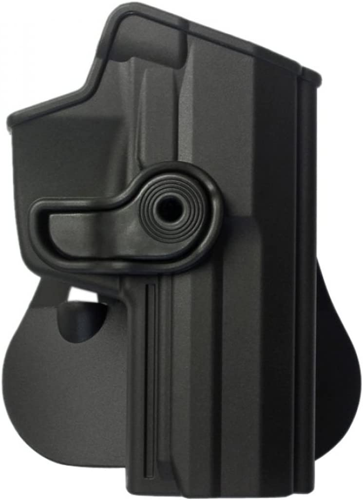 IMI Retention Holster Heckler & Kock USP 45 H & K pistola brazo lateral Airsoft seguridad