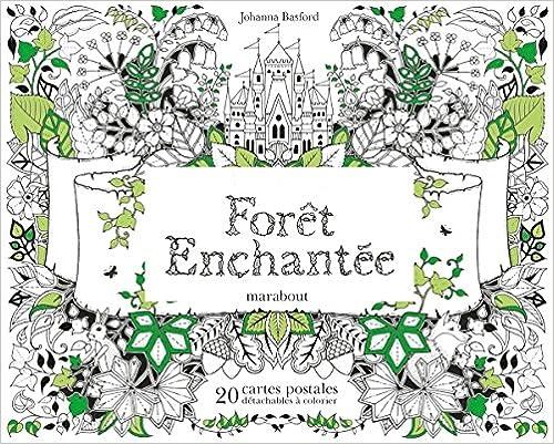 Lire Cartes postales forêt enchantée pdf