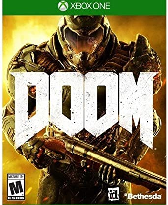Doom Xbox One Bethesda Softworks Inc Video Games