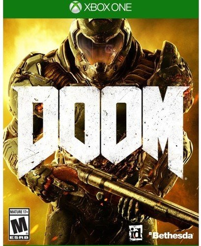 Doom - Xbox One [video game] (Best Non Violent Games)