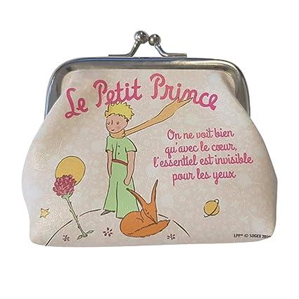 Le Petit Prince 525543 - Monedero El Principito, diseño rosa ...