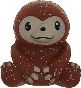 Yx-8821 Enshrine Stress Relief Toy For Unisex, Brown White
