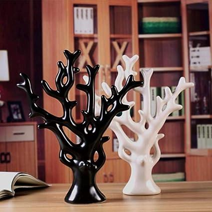 Admirable Amazon Com Tdrforce Home Decor Statues Ceramic Love Tree Interior Design Ideas Truasarkarijobsexamcom