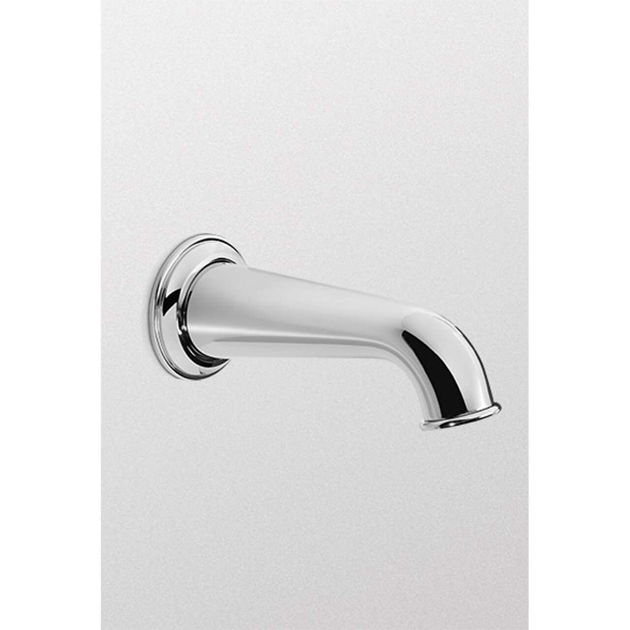 Toto TS220E#CP Vivian Wall Spout, Polished Chrome by TOTO