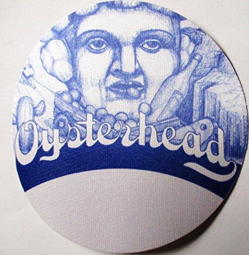 Oysterhead Satin Backstage Circle Blue Oyster Head ()