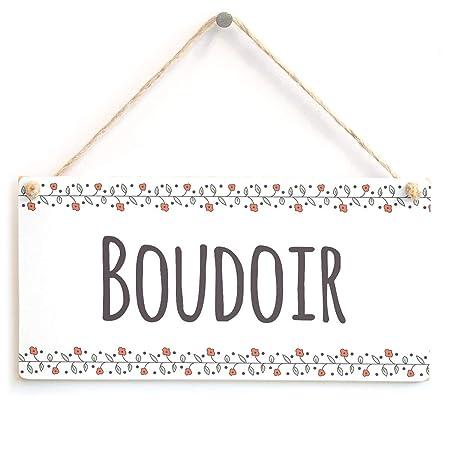 Hunnry Boudoir Letrero de Placa de Madera Carteles de Madera ...