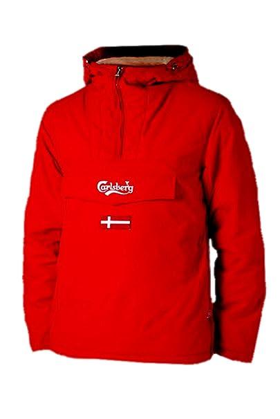 083e06d2d1e263 Giubbotto Uomo Carlsberg CBU2300 ROSSO Autunno/Inverno: Amazon.it:  Abbigliamento