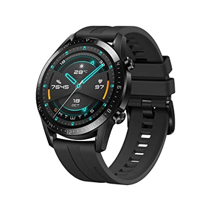 Amazon.com: Huawei Watch GT 2 2019 Bluetooth SmartWatch ...