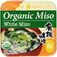 Hikari ORGANIC White Miso Paste - 1 tub, 17.6 oz