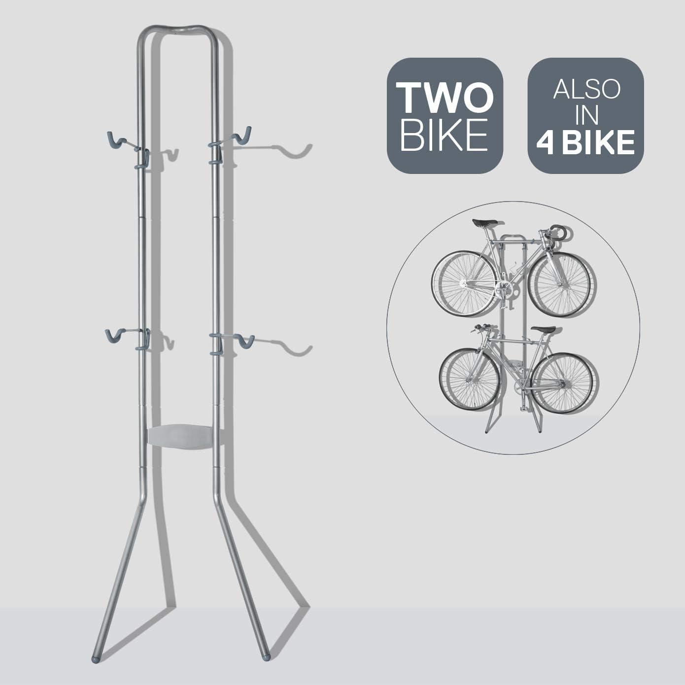 DELTA Soporte para Bicicletas (Capacidad para Dos)