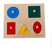 Xuniu Kids Early Learning Toy, Montessori Shapes Clasificación