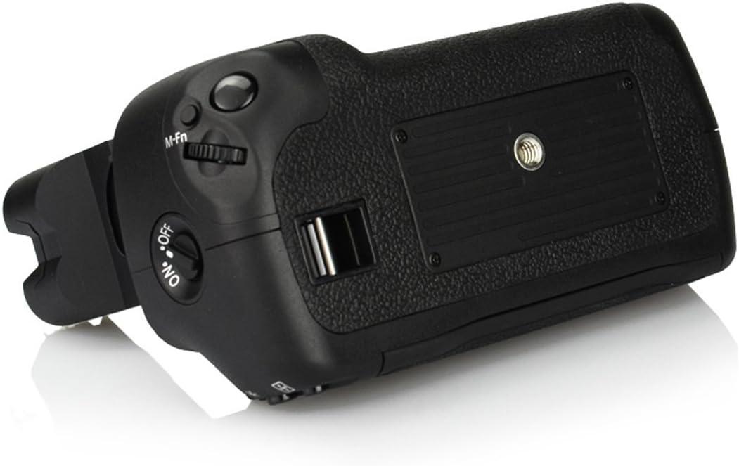DSTE Pro BG-E7/vertical batterie grip pour Canon EOS 7d SLR Digital Camera comme LP-E6
