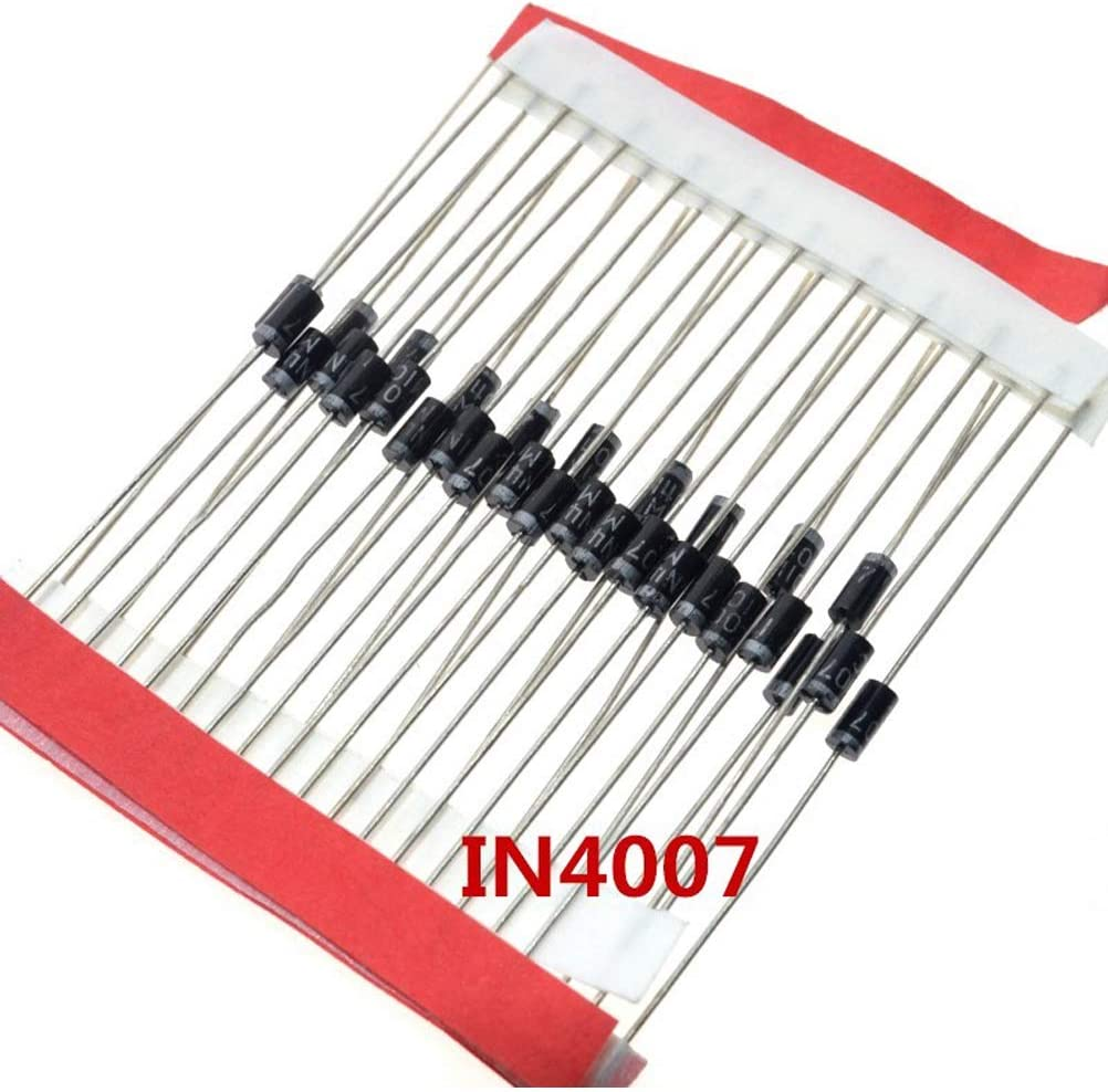 200PCS 1A 1000V Diode 1N4007 IN4007 DO-41