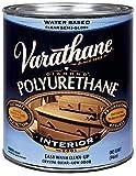 Varathane 200141H 1 Quart Semi-Gloss Water-Based Diamond Polyurethane Finish®