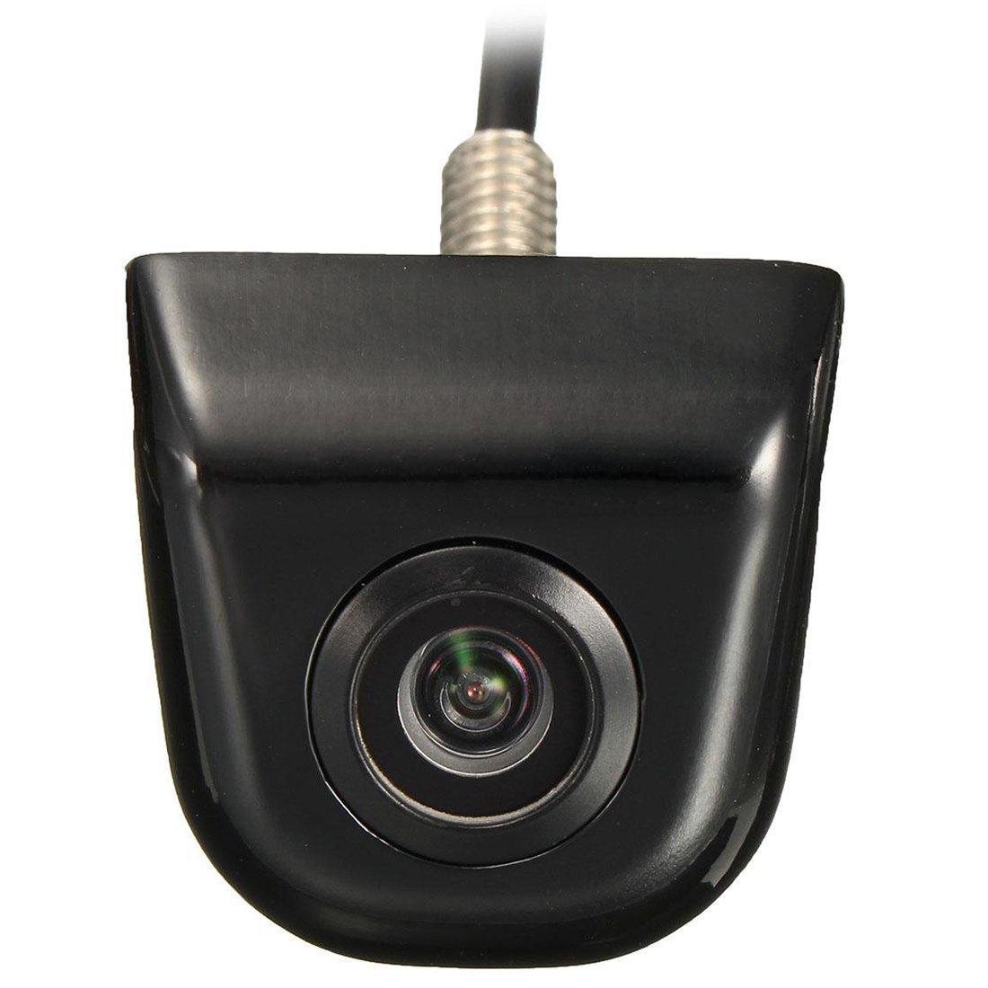 Auto Retrocamera - TOOGOO(R) 170 degree Universale Telecamera Retromarcia Auto CMOS Retrocamera Camera Parcheggio bianca New