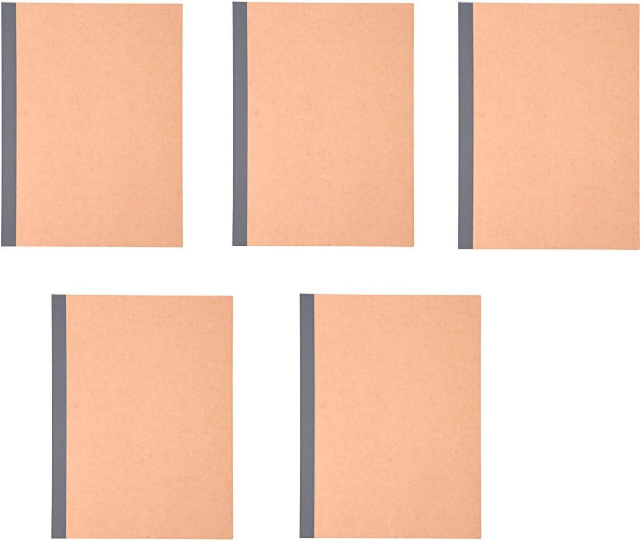 MoMa MUJI Notebook B5 6㎜ 30sheets Pack of 5books