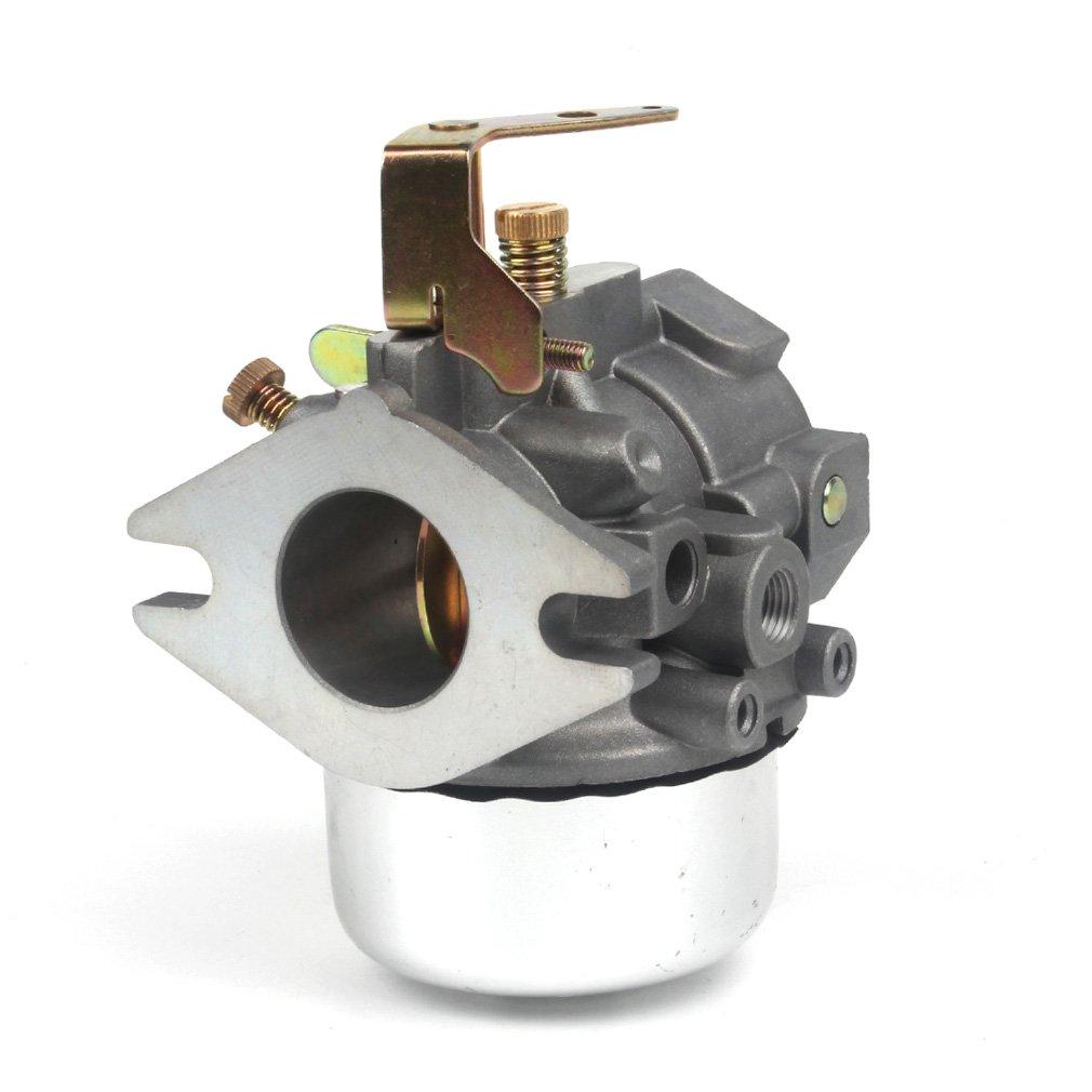 RUHUO K10 Carburador para Cub Cadet 129 109 Tractor Kohler K241 K301 10HP 12HP 11069 Motor de Hierro Fundido