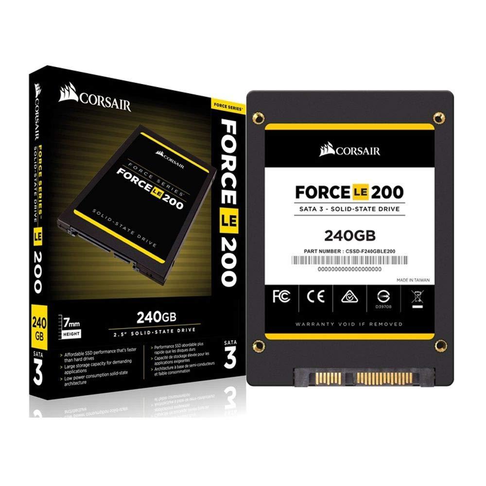 Corsair SSD 2,5 240 GB Force le200: Amazon.es: Informática