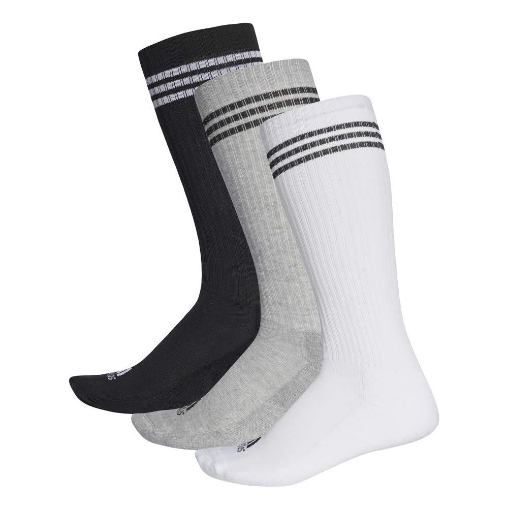 Adidas 3S Knee HC 3Pp Calcetines, Hombre: Amazon.es: Deportes y aire libre