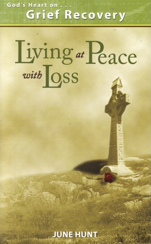 Download Living at Peace With Loss God's Heart on Grief Recovery pdf epub