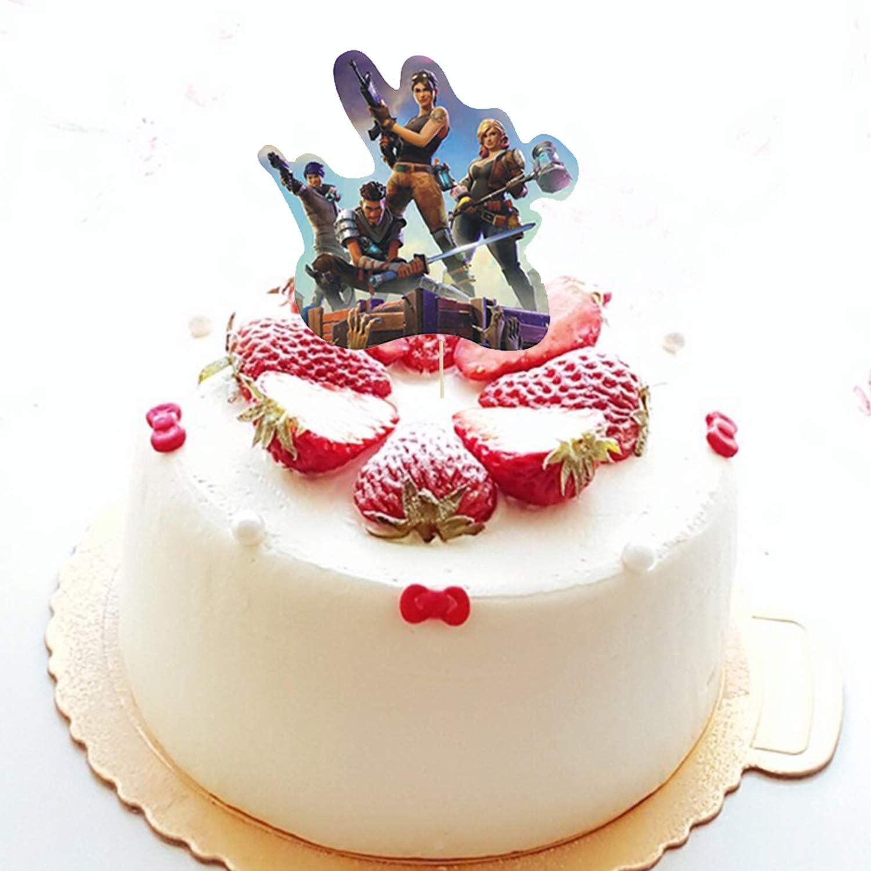 pancarta de feliz cumplea/ños 23 piezas de suministros para fiestas de cumplea/ños para amantes de los juegos Incluye globos de jugador Decoraciones de fiesta tem/áticas de juegos