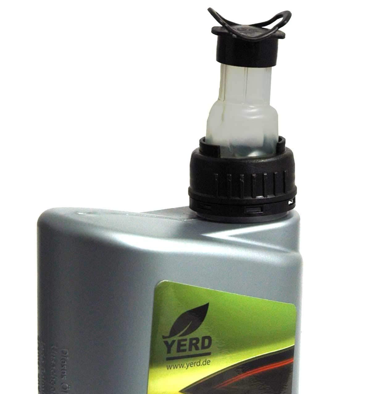 Yerd Basics: aceite de motor multigrado (fabricado en Alemania ...