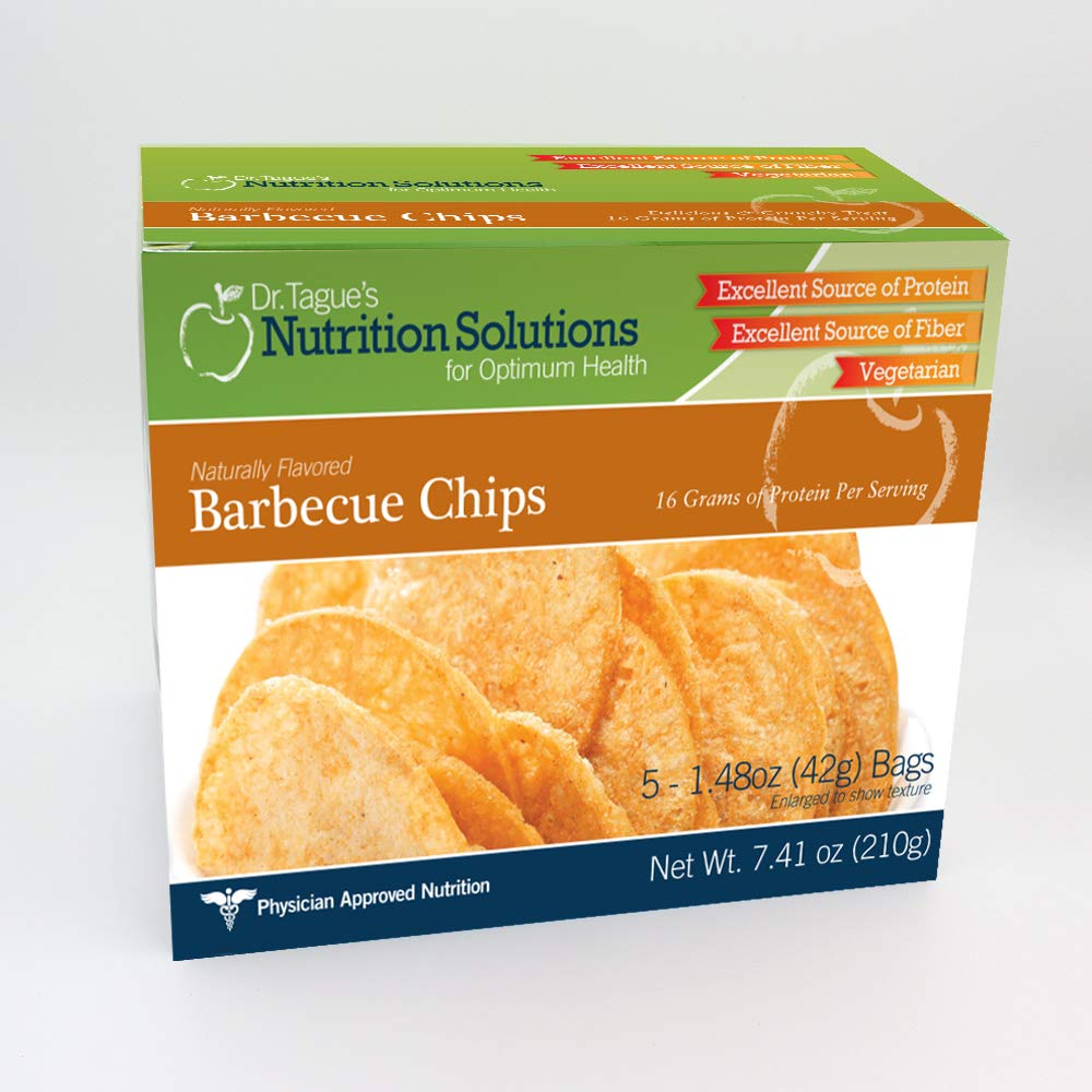 Dr. Tague's Barbecue Chips by Dr. Tague's Nutrition Solutions