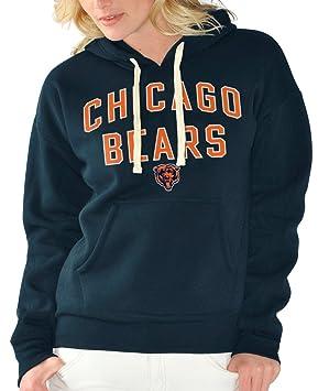 """Chicago Bears NFL G-III """"campeones de la mujer pullover sudadera con capucha"""