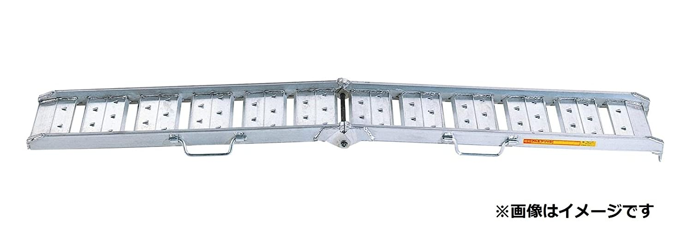 昭和ブリッジ (SHOWA BRIDGE) アルミラダーレール [ BAW-240-25-0.5 ] 【1本販売】 BAW-240-25-0.5 B00BWFNTXW 28029