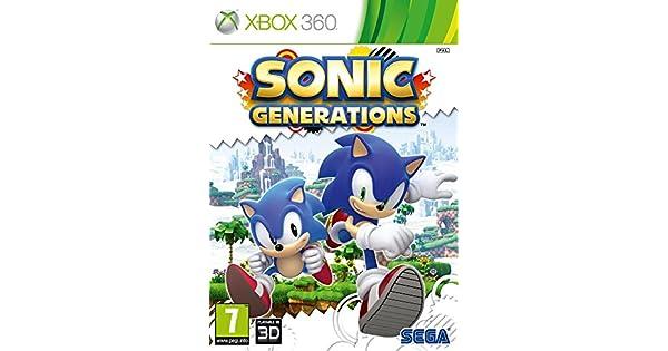 SEGA Sonic Generations, Xbox 360 Xbox 360 Inglés vídeo - Juego (Xbox 360, Xbox 360, Aventura, E (para todos)): Amazon.es: Videojuegos