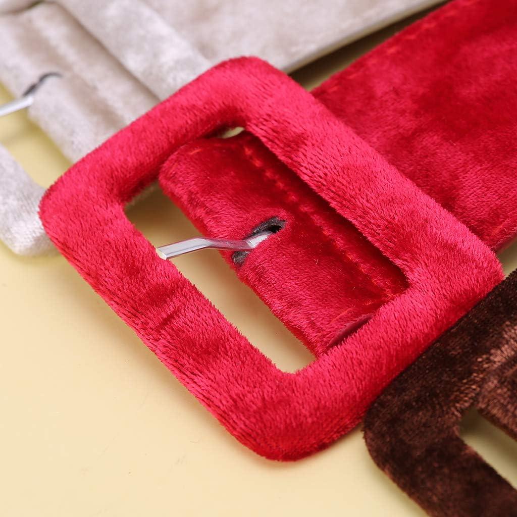 ZOOMY Cinturones Anchos con Cinturones de Vestir para Mujer ...