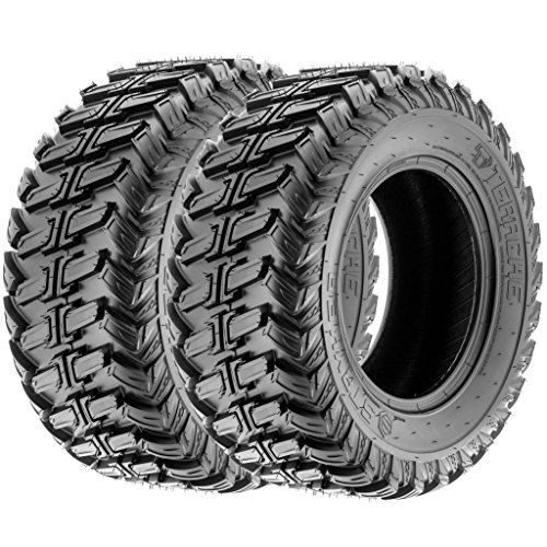 Terache STRYKER AT All Trail ATV UTV Tires 28x9-14 & 28x11-14 8 Ply (Complete Set of 4, Front & Rear) by Terache (Image #3)
