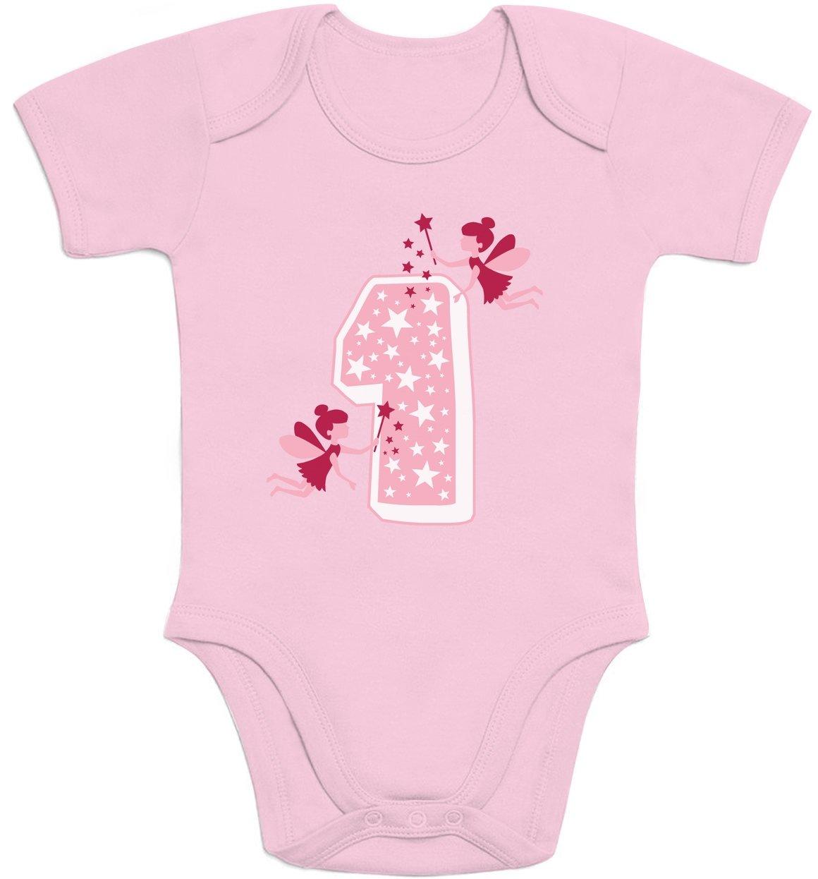 Shirtgeil Ich Bin 1 - Erster Geburtstag mit Süssen Feen Baby Body ...