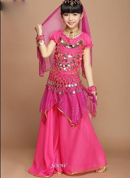 Disfraz de Danza del Vientre Chica Chica Disfraz de Danza del ...