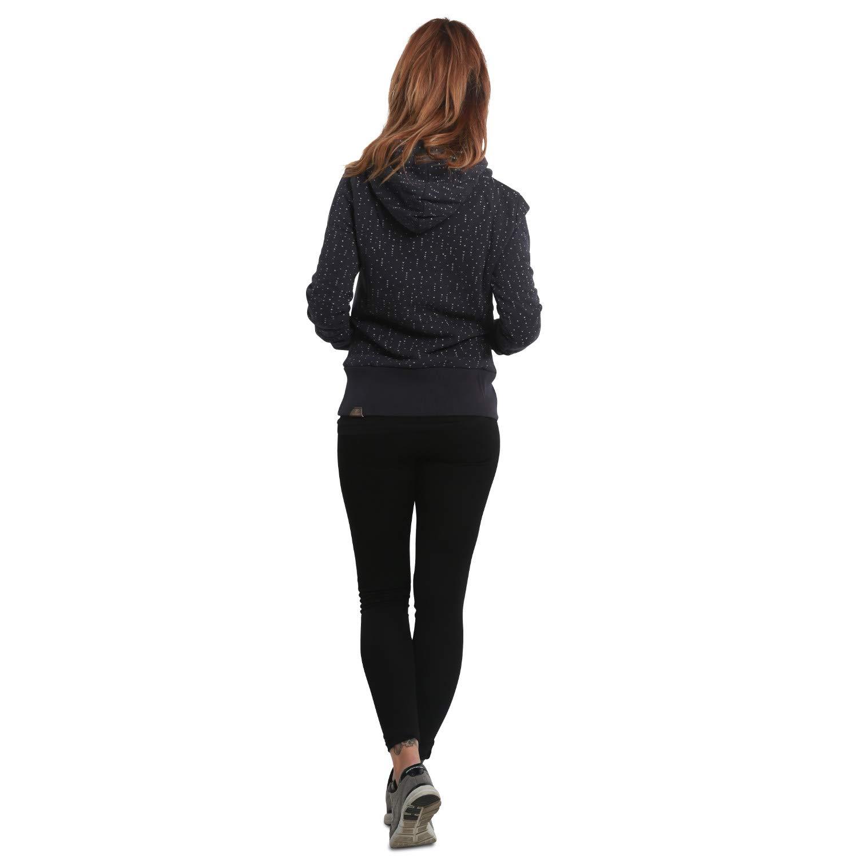 Ragwear Sweater Damen Chelsea Hearts 1821-30015 Dunkelblau Navy 2028 B07FCPRSJF B07FCPRSJF B07FCPRSJF Kapuzenpullover Hervorragender Stil 442b56