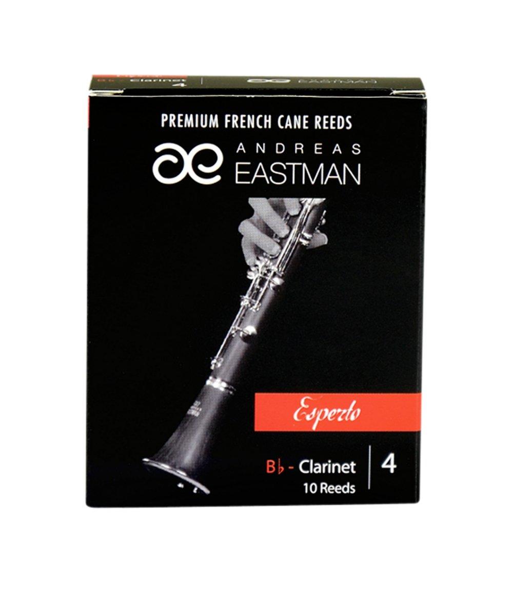 Eastman Reeds ACCRDECL410 Clarinet Reeds