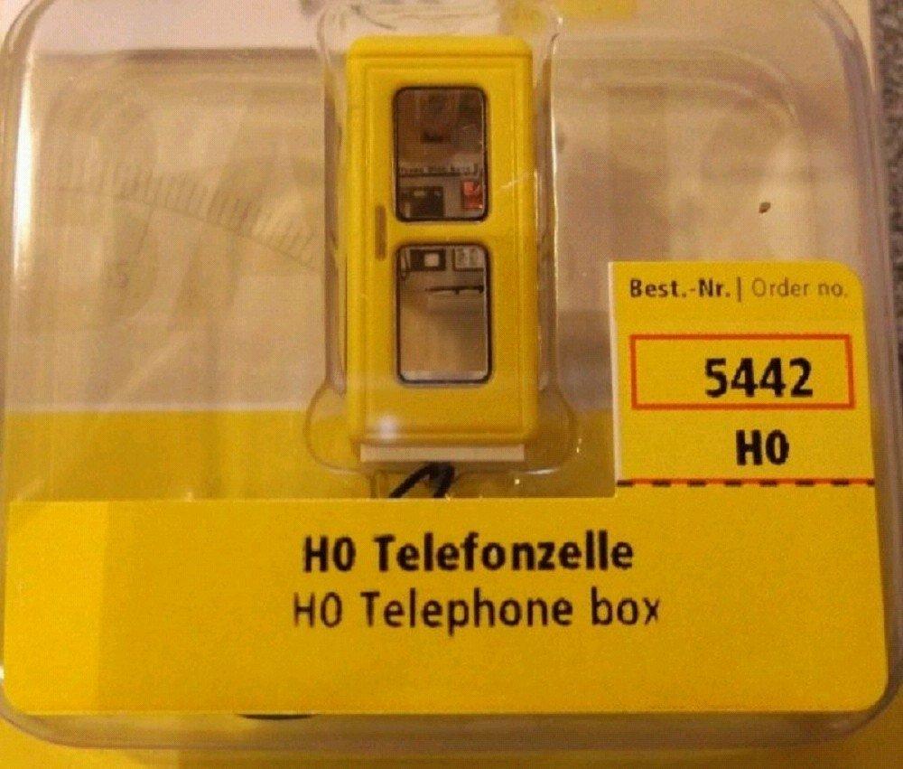 H0 - Telefonzelle Epoche IV BRAWA