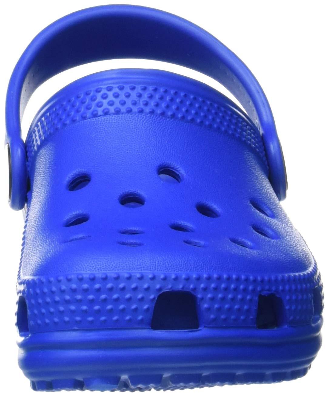 Crocs Classic Clog, Bright Cobalt, 13 M US Little Kid by Crocs (Image #4)
