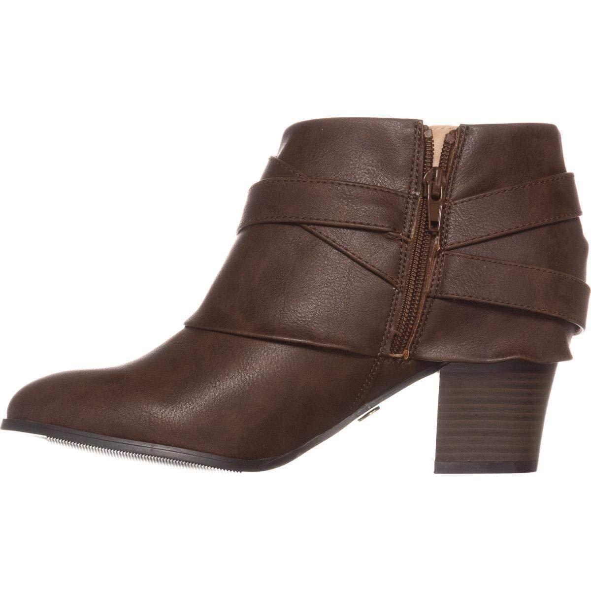 Thalia Sodi Sodi Thalia TECA, Fashion Stiefel Frauen, Geschlossener Zeh Braun 3bdb2e